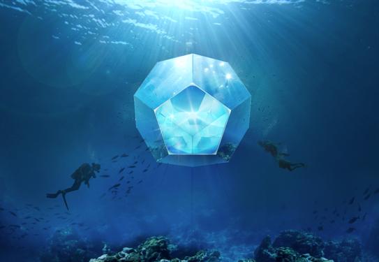Parley X Doug Aitken - Underwater Pavilion